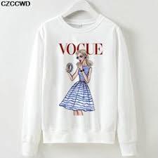 CZCCWD Polerones <b>Mujer 2019 Vogue</b> Sweatshirt Leisure ...