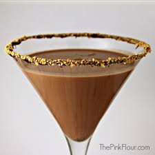 Martini Recipes Vodka Nutella Martini For Cocktail Day And A Giveaway