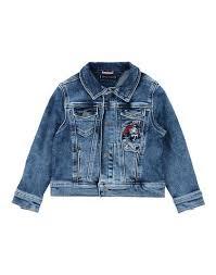 Tommy Hilfiger <b>Джинсовая</b> Куртка Для Мальчиков 3-<b>8</b> лет на <b>YOOX</b>