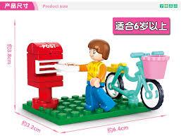 0516 29pcs Girl's Dream Constructor <b>Model</b> Kit Blocks <b>Compatible</b> ...