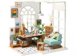 <b>Сборная модель DIY House</b> Soho Time DGM01 9-58-010636