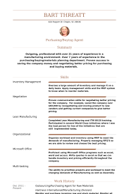 agent resume samples   visualcv resume samples databaseoutsourcing purchasing agent for raw materials resume samples