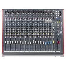 ALLEN & HEATH ZED22FX - 22-х канальный аналоговый ...