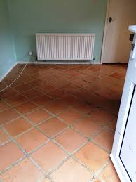 Terracotta Kitchen Floor Tiles Tiled Terracotta Kitchen Floor Winchmore Hill South