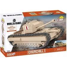 ROZETKA | Конструктор Cobi <b>Танк Черчилль</b>, 300 деталей (COBI ...