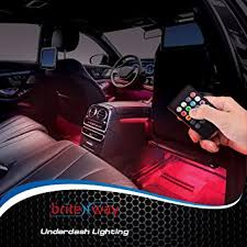 Car Interior Lights7 <b>Colors</b> and <b>Multiple Patterns</b> for Front Back ...