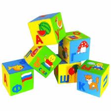 """<b>Кубики Мякиши</b> """"<b>Умная Азбука</b>"""": характеристики, купить в СПб ..."""