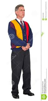 business casual clipart clipart kid middle aged male dressed in a colorful sweater and business casual