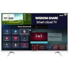 Купить <b>Телевизор Thomson T43FSL5131</b> White в каталоге ...