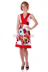 <b>Платье Вискоза</b> Цветная вставка