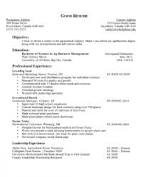 sample resume objectives with  seangarrette cogood objectives for resumes statement for objective with leadership experience   sample resume objectives