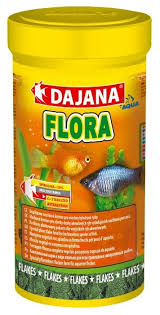 Купить Сухой <b>корм Dajana</b> Pet Flora для рыб 250 мл 50 г по ...