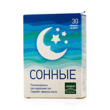 <b>Сонные</b> таблетки <b>30</b> шт купить по цене 218,0 руб в интернет ...