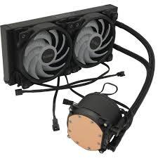 <b>Водяное охлаждение PCCooler</b> ARGB <b>GI</b>-<b>CX240</b> — купить, цена и ...