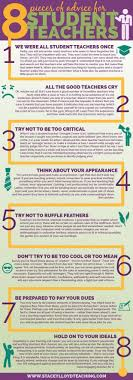 8 pieces of advice for student teachers infographic e learning 8 pieces of advice for student teachers infographic e learning infographics