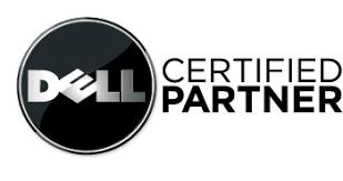 Resultado de imagem para dell partner logo
