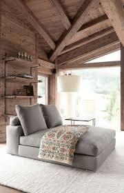 rustic living room designed allmodern