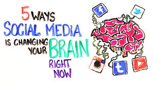 crazy ways social media is changing your brain right now
