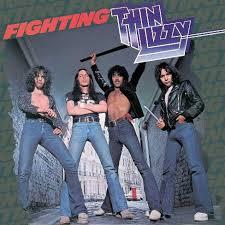 <b>Thin Lizzy</b> - <b>Fighting</b> (Vinyl) : Target