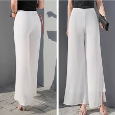 2019 <b>ZOGAA Women'S</b> Summer Wide Leg Long Trousers Casual ...