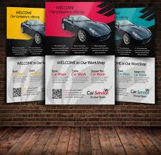 car repair flyer photos graphics fonts themes templates car services flyer template