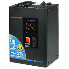 <b>Стабилизатор</b> напряжения <b>Энергия Voltron 2000</b> (5%) купить у ...