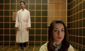 Image result for COMMUNITY SEASON 3 EP 12 abed mirror universe