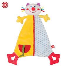 <b>Happy Baby Игрушка</b> платок DREAMY KITTY-in Мягкие игрушки ...