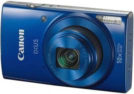 <b>Canon</b> IXUS 190 Review - Specifications | Photography Blog