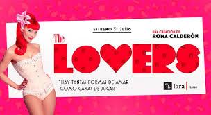 Resultado de imagen de the lovers roma calderón