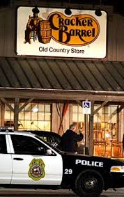 cracker barrel gunman identified killed wife daughter ny daily by the brookville ohio police dept shows kevin e allen of strongsville oh police say allen allegedly shot and killed two people in a cracker barrel