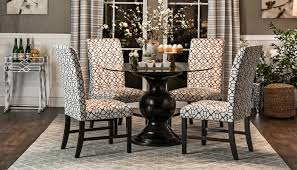 Taupe Dining Room Chairs Malaga Taupe 5 Piece Dining Height Collection Home Zone