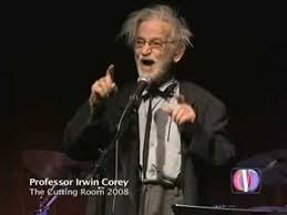 Image result for irwin corey