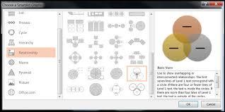 creating a venn diagram in powerpoint   lucidchartcreating a venn diagram in powerpoint
