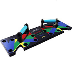 Fraser Fitness <b>Push</b>-Up Board <b>9 in 1</b> Multifunction Muscleboard ...