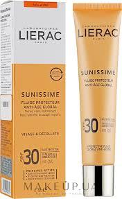 <b>Солнцезащитный тонизирующий флюид для</b> лица SPF30