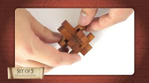 Great Minds - <b>Set of 5</b> - Victoria's Cross Puzzle Solution - YouTube