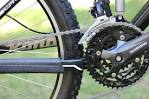 Замена цепи велосипеде