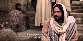 Resultado de imagen de jesus cura al ciego
