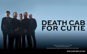 <b>Death Cab For Cutie</b> - Esplanade