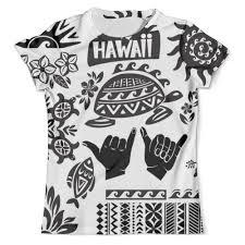 Футболка с полной запечаткой (мужская) Hawaii #2009902 от ...