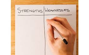 how to turn your weaknesses into strength  mehdi toozhymehdi toozhy how to turn your weaknesses into strength
