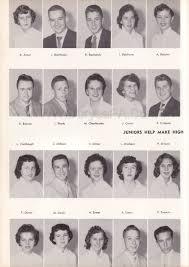 duryea pennsylvania historical homepage 1956 duryea high school pa duryea 1956 meecha woming high school yearbook pg 57 juniors gydish to krappa