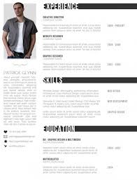 top  creative resume templates for web designerscreative and professional psd resume template