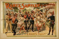 театральная <b>афиша</b> 19 века - Поиск в Google   Театральные ...