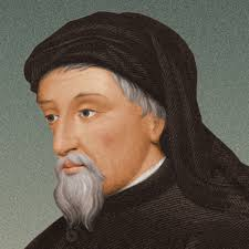 geoffrey chaucer author poet biography com