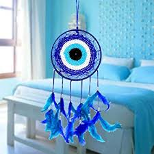 Buy Reiki <b>Crystal</b> Products <b>Crystal Dream Catcher</b> (35 x 15 cm ...