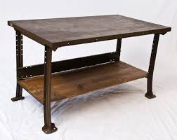 industrial chic furniture table classic chic industrial furniture