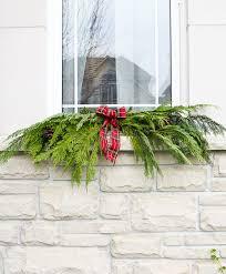 A <b>Garland</b> Hack and How to Make and Hang <b>Window Christmas</b> Swag