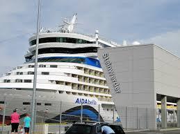 Hamburg Cruise Center Steinwerder